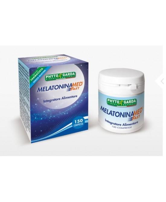 MELATONINAMED FAST 150 COMPRESSE - Farmaciacarpediem.it