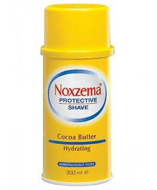 Noxzema Protective Shave Schiuma Da Barba Cocoa Butter 300ml - Farmapage.it