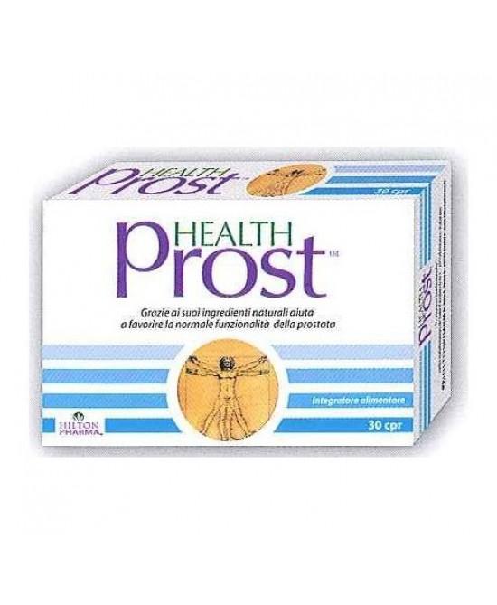 Health Prost Integratore Alimentare 12 Compresse