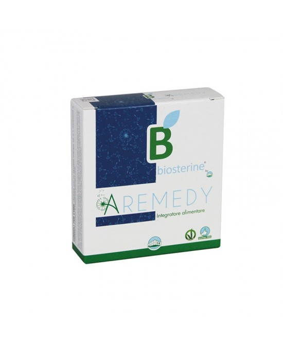 A-REMEDY BIOSTERINE 30 COMPRESSE - Farmawing