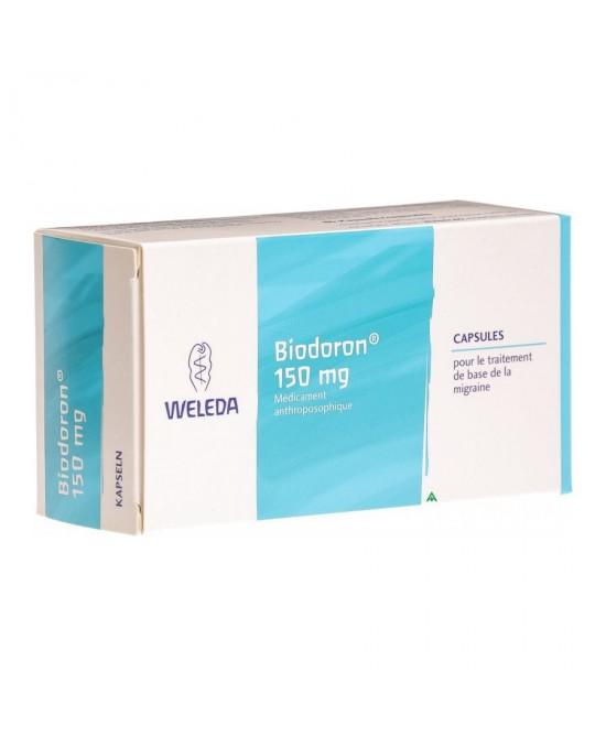 Biodoron 150mg Dispositivo Medico 20 Capsule - Farmastar.it