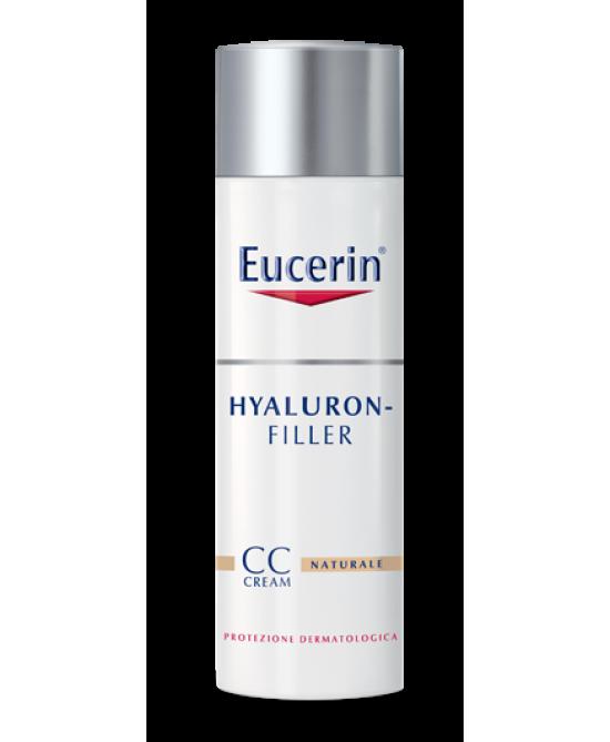 Eucerin Hyaluron-Filler Cc Cream Naturale