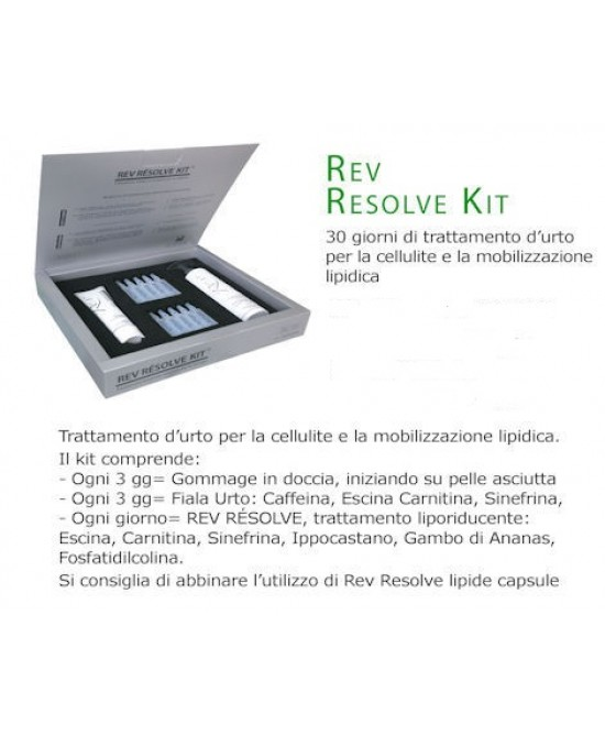 REV RESOLVE KIT - Farmastar.it