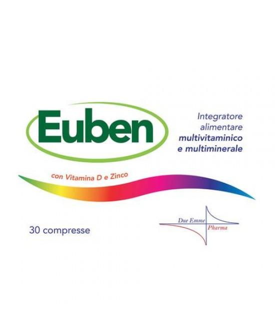 EUBEN 30 COMPRESSE - Farmaseller