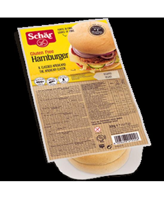 Schar Panini Per Hamburger Senza Glutine 300g - FARMAPRIME