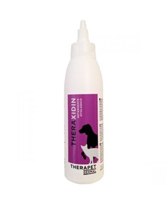 Theraxidin Detergente Otologico Per Cani E Gatti 150 ml