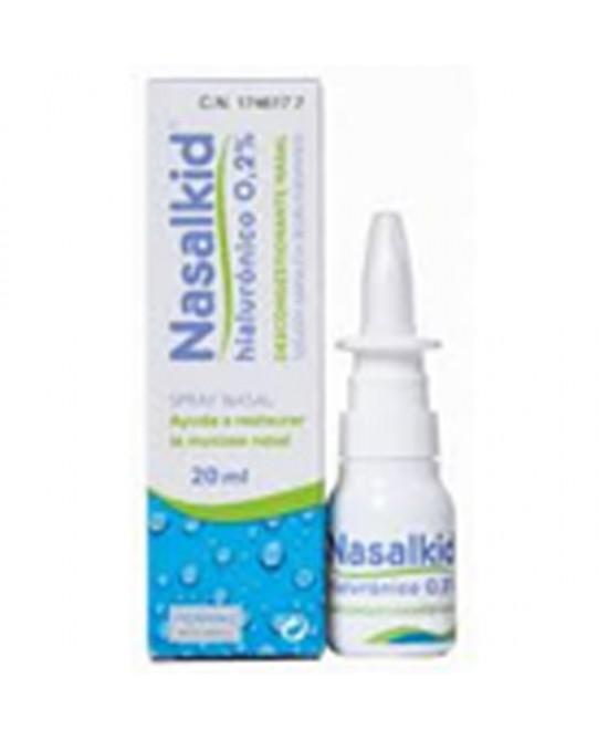 Ferring Nasalkid Spray Nasale Flacone 20ml
