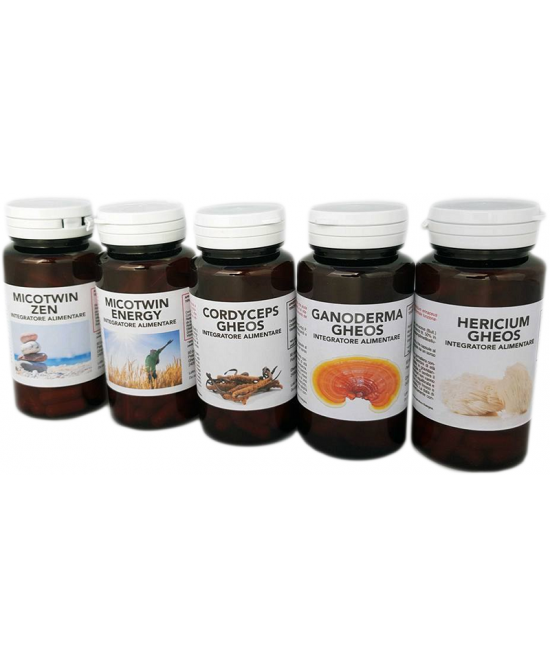 HERICIUM GUT 96 CAPSULE - Farmaseller
