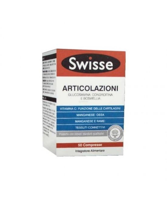 Swisse Articolazioni 50 Compresse - latuafarmaciaonline.it