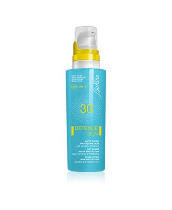 BioNike Defence Sun Spf30 Latte Fluido Protezione Alta 125ml - Farmapc.it