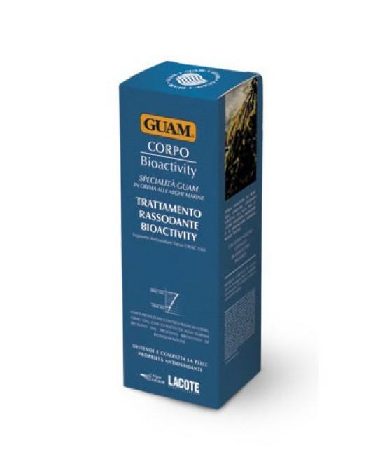 GUAM TRATTAMENTO CORPO RASSODANTE BIOACTIVITY 200 ML - Farmaseller