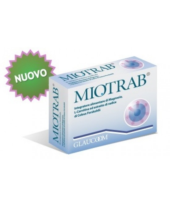 Miotrab Integratore Alimentare 30 Compresse - Farmaciasconti.it