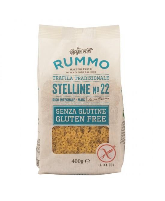 Rummo Stelline N22 Senza Glutine Confezione 400g - Farmafamily.it