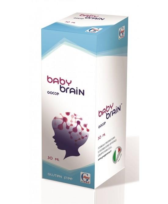 Baby Brain Gocce Integratore Alimentare 30ml