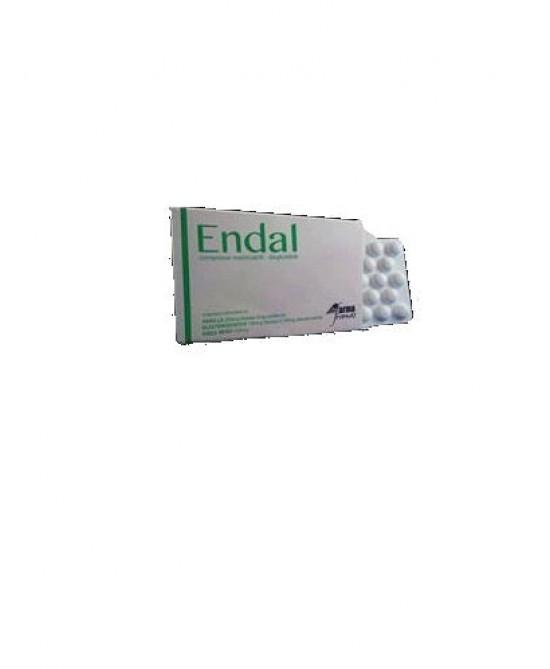 ENDAL 20 COMPRESSE - Farmaseller
