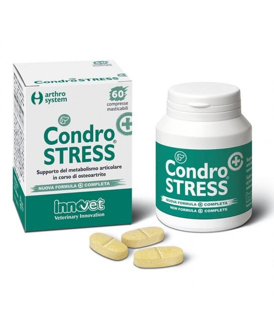 InnoVet Condrostress+  Integratore Alimentare Per Cani 90 Compresse Masticabili - Farmacento