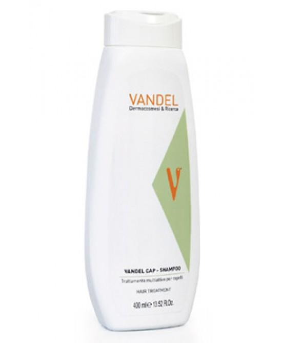 VANDEL CAP SHAMPOO 400 ML - Farmaseller