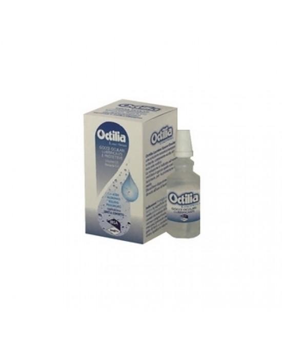 Octilia Lacrima Gocce Oculari 10 ml