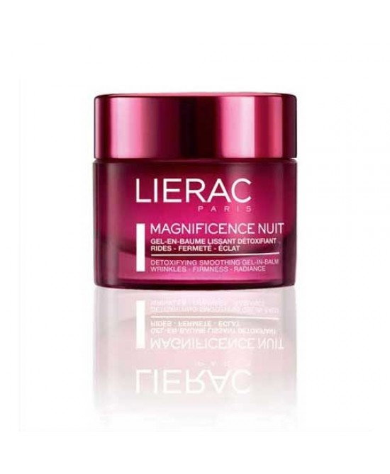 Lierac Magnificence Nuit Balsamo-Gel Notte 50ml - farma-store.it