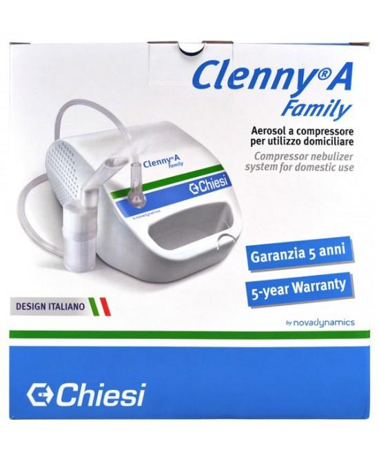 Chiesi Farmaceutici Aerosol Clenny A Family - Farmaciacarpediem.it