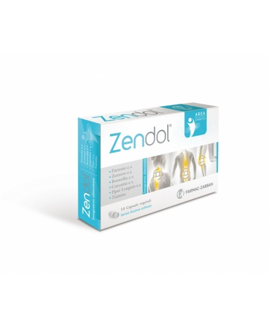 ZENDOL 15 CAPSULE - Speedyfarma.it