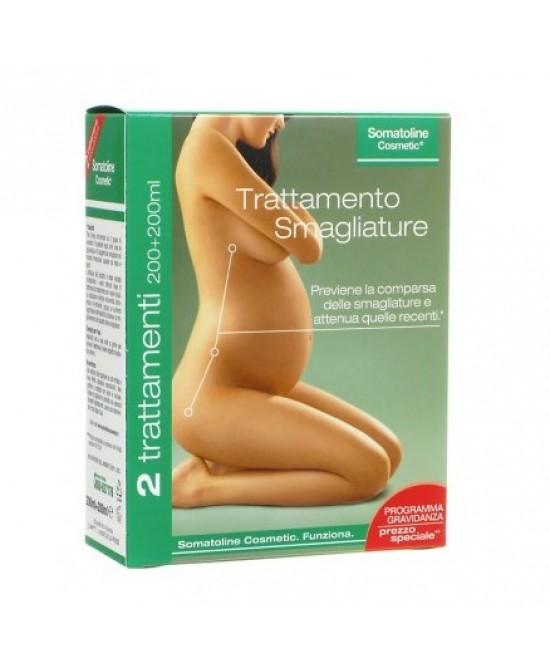 SOMATOLINE COSMETIC LIFT EFFECT GRAVIDANZA SENO + ANTISMAGLIATURE 75 ML + 200 ML - Farmacia Giotti