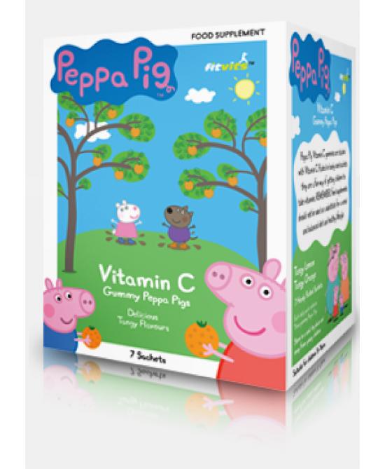 Peppa Pig Vitamina C 60 Compresse Gommose