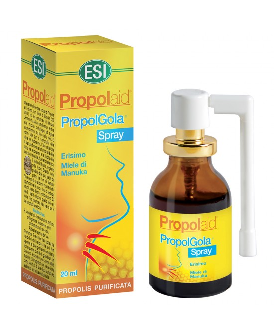 ESI PropolGola Miele Spray 20ml - Farmapc.it
