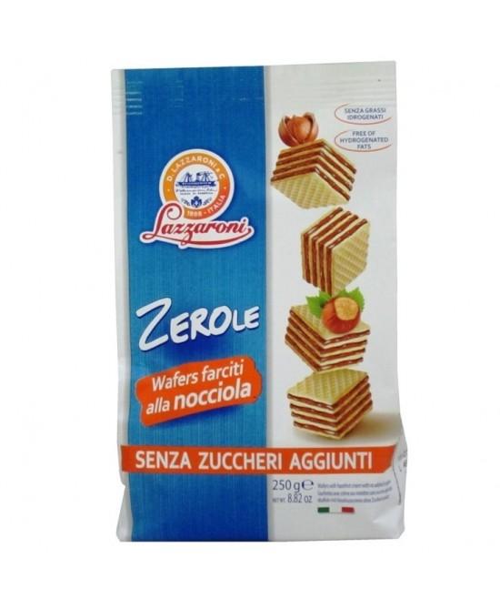 Lazzaroni Wafers Alla Nocciola Senza Glutine 175 g