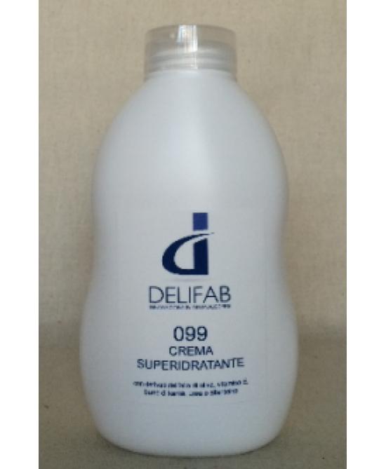 DELIFAB 099 CREMA SUPER IDRATANTE 500 ML - Farmaseller