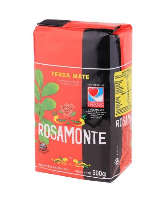 YERBA MATE ROSAMONTE 500 G - Farmacia Centrale Dr. Monteleone Adriano