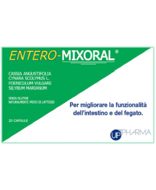 Entero-Mixoral Integratore 20 Capsule