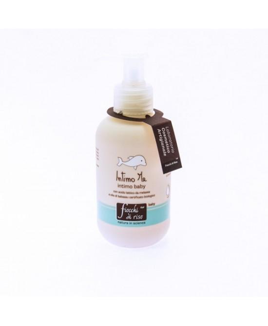 Fiocchi Di Riso Intimo Me Baby Detergente Intimo Flacone 250ml - Farmawing