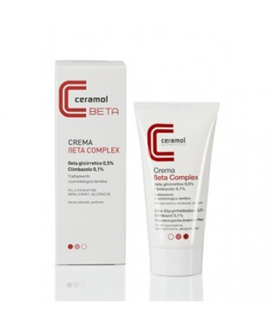 Ceramol Beta Crema BetaComplex 50ml - Farmaciaempatica.it