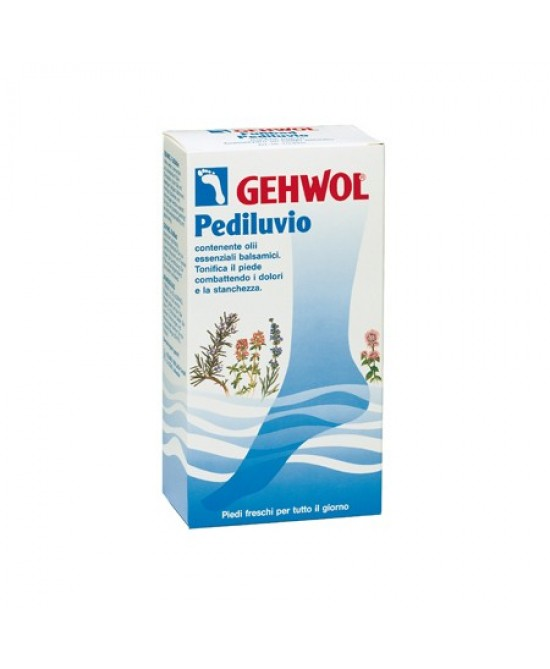Gehwol Pediluvio Rinfrescante 400g - Farmafamily.it