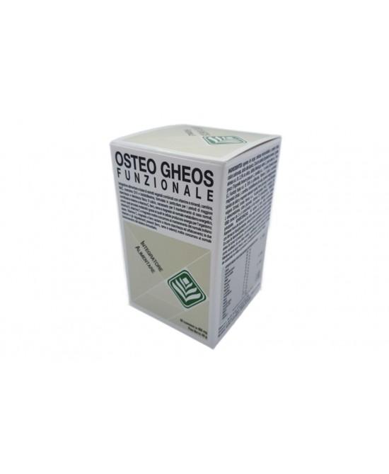 OSTEO GHEOS FUNZIONALE 180 COMPRESSE - Farmalke.it