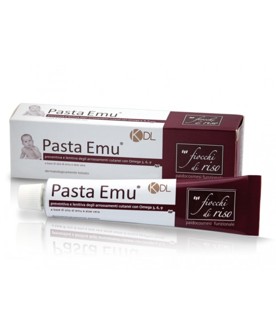 Fiocchi Di Riso Pasta Emu 30ml - farma-store.it