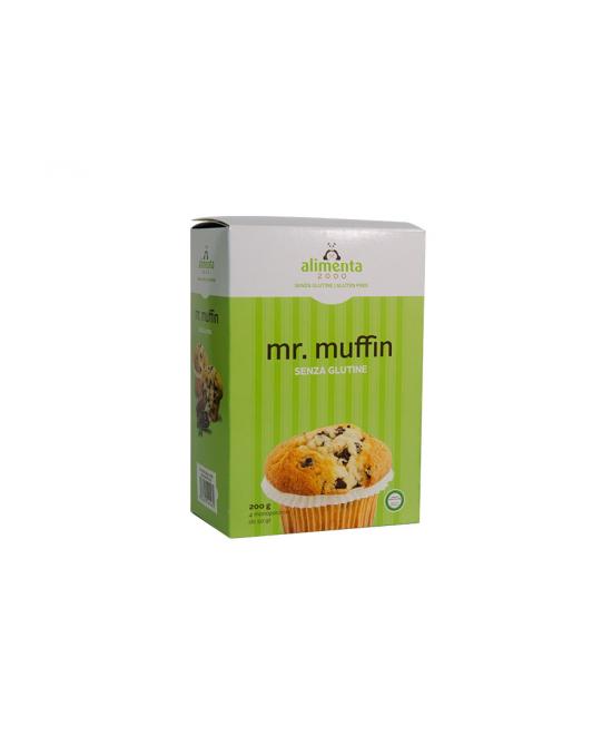 Alimenta 2000 Mr. Muffin Senza Glutine 200 g