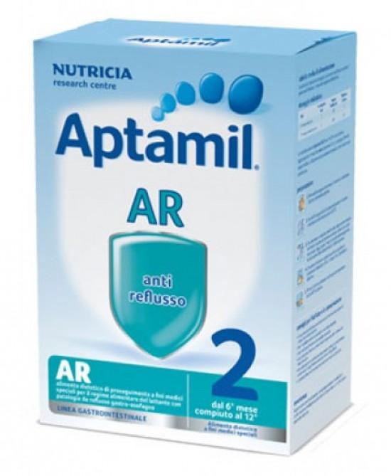 Aptamil AR 2 Latte In Polvere A Fini Medici Speciali 2x300g - Farmacia 33