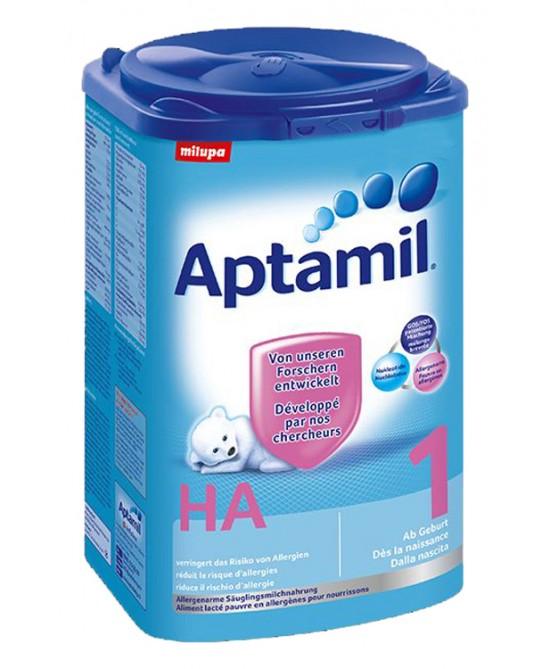 Aptamil HA1 Latte In Polvere A Fini Medici Speciali 2x300g - FARMAPRIME