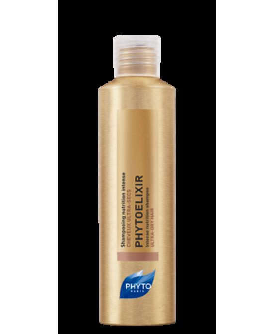 Phyto Phytoelixir Shampoo Nutrition Intense 200ml - Antica Farmacia Del Lago