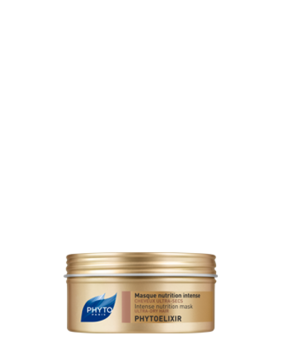 Phyto Phytoelixir Maschera Nutrizione Intensa 200ml - Antica Farmacia Del Lago