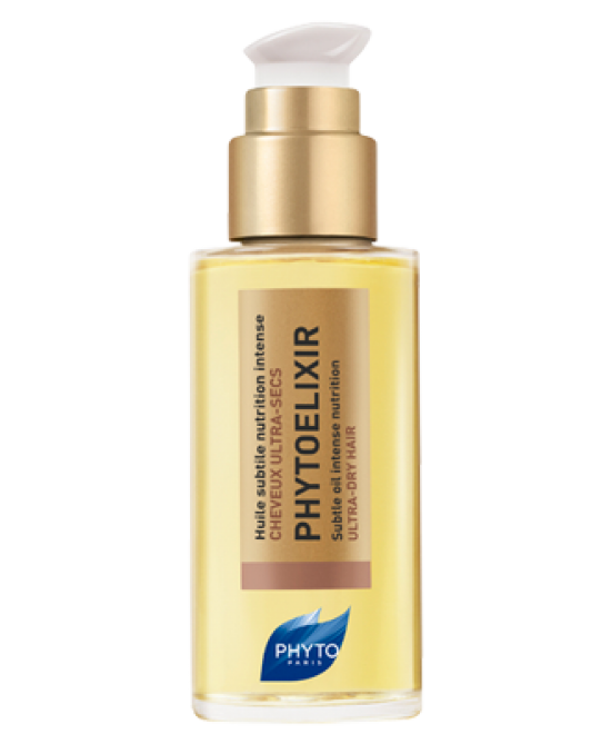 Phyto Phytoelixir Huile Subtile Olio Nutriente Per Capelli Secchi 75ml - Farmaciaempatica.it