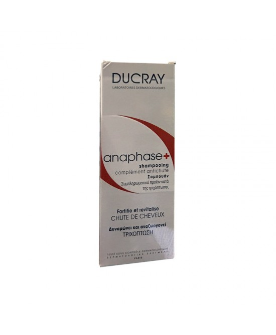 Ducray Anaphase+ Shampoo Anticaduta per Capelli 200 ml - latuafarmaciaonline.it
