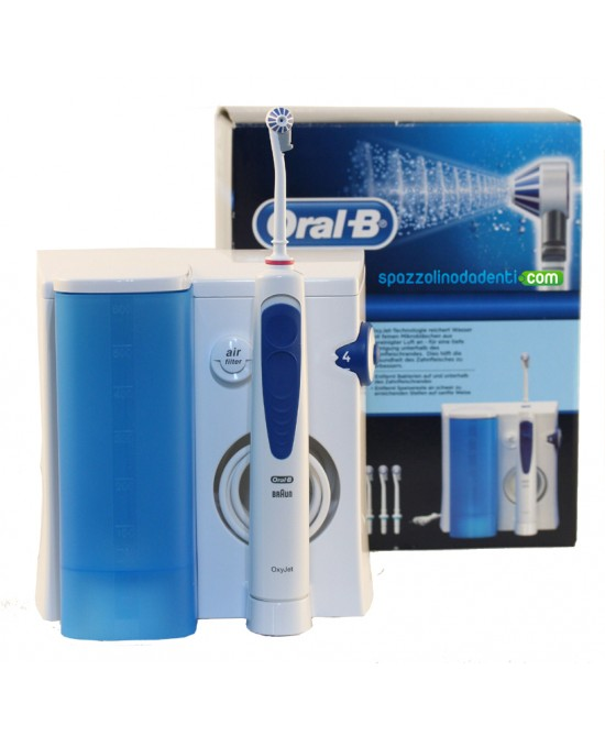 Oral B OxyJet MD20 Professional Care Idropulsore - Farmabenni.it