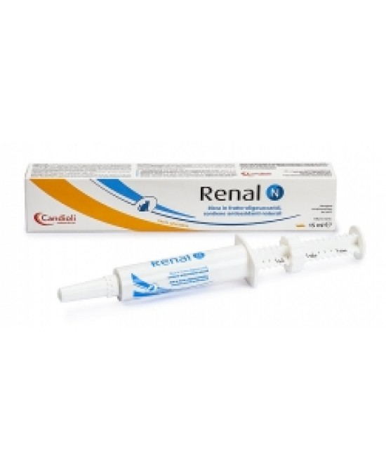 RENAL N PASTA SIRINGA DOSATRICE 15 ML - FARMAEMPORIO