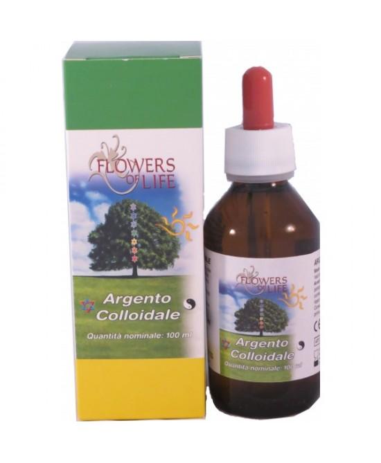 ARGENTO COLLOIDALE IONICO 20 PPM 100 ML - Zfarmacia