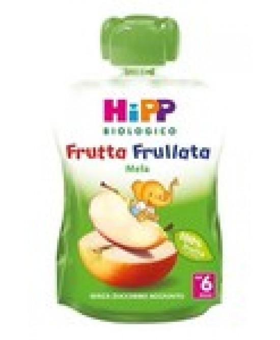 HiPP Biologico Frutta Frullata Mela 90g - Zfarmacia