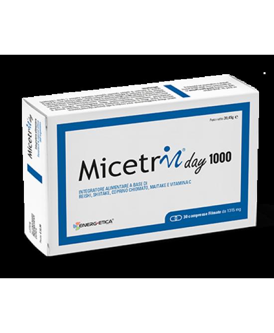 Micetrin Day 1000 Integratore Difese Immunitarie 30 Compresse
