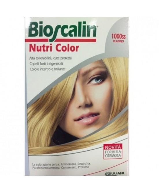 Bioscalin Nutricolor 1000ss Platino - La tua farmacia online